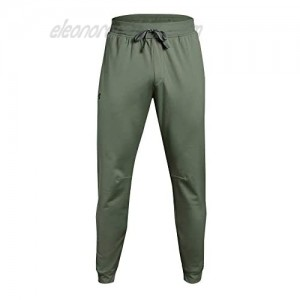 Under Armour Men's Tapered Leg Tricot Pants