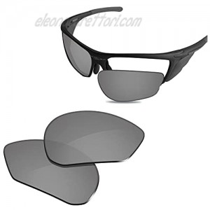 Glintbay 100% Precise-Fit Replacement Sunglass Lenses for Rudy Project Zyon