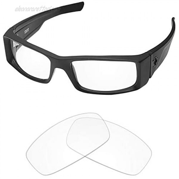 Tintart Performance Lenses Compatible with Spy Optic Hielo - UV400 Clear