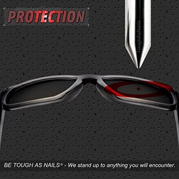 ToughAsNails Polarized Lens Replacement for Costa Del Mar Hammerhead Sunglass - More Options