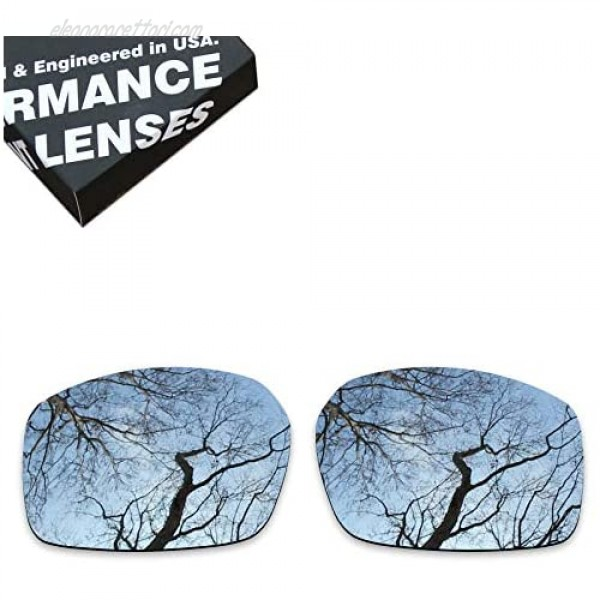 ToughAsNails Polarized Lens Replacement for Spy Optic Touring Sunglass - More Options